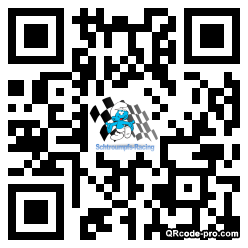 QR code with logo CjV0