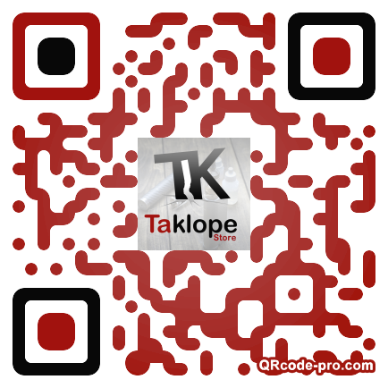 QR code with logo CqW0