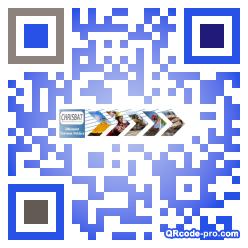 QR Code Design Crr0
