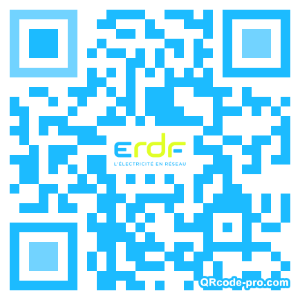 QR Code Design D9k0