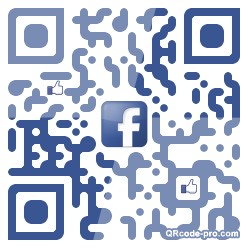 QR code with logo DAY0