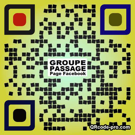 QR Code Design DIi0