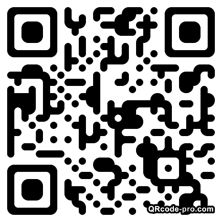 QR code with logo DkR0