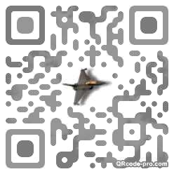 QR code with logo EMi0