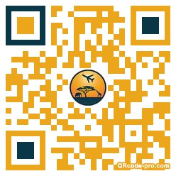 QR code with logo EQL0