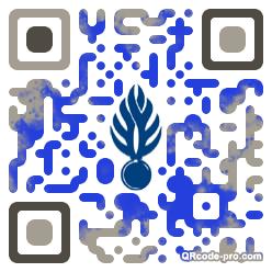 QR code with logo EQh0