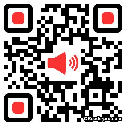 QR code with logo EoK0