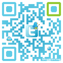 QR code with logo EqA0