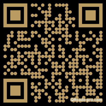 QR code with logo Eyh0