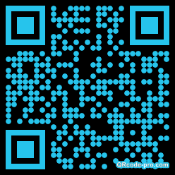QR code with logo Eyl0