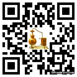 QR Code Design FGh0