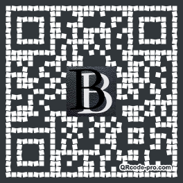 QR code with logo FcL0