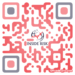 QR code with logo Ftk0