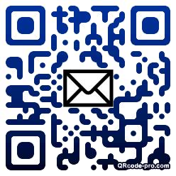 QR code with logo Fwj0