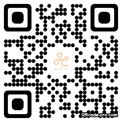 QR code with logo G1F0