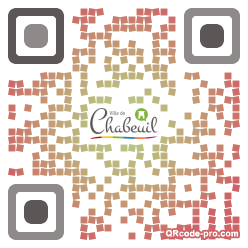QR code with logo GIf0