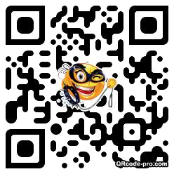 QR Code Design Hvz0