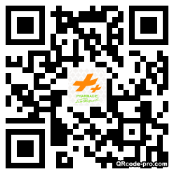 QR Code Design IAn0