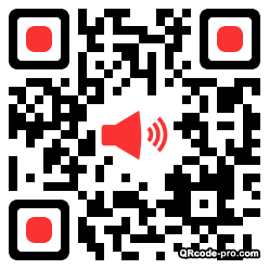 QR code with logo IQ40