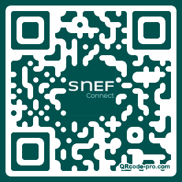 QR code with logo IUo0