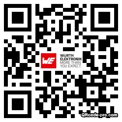 QR code with logo Iqi0
