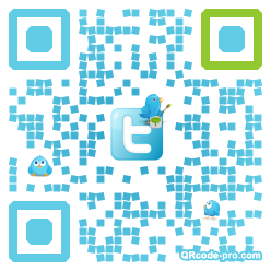 QR code with logo Ity0