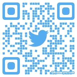 QR code with logo JFE0