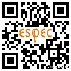QR code with logo Kym0