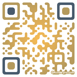 QR code with logo LB50