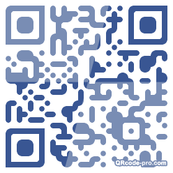 QR code with logo LIy0