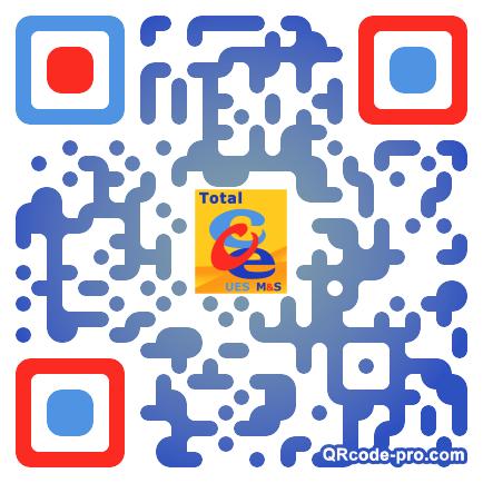 QR code with logo LZp0