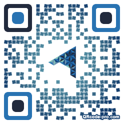 QR code with logo Lcb0