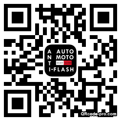 QR code with logo LdF0