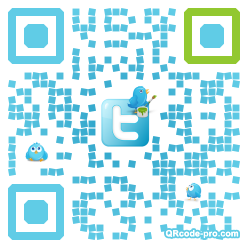 QR code with logo Lle0