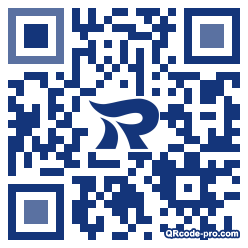 QR code with logo LtO0