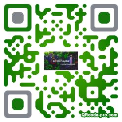 QR Code Design Lvd0