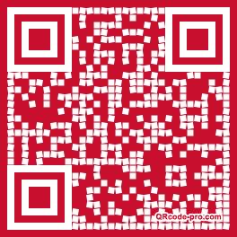 QR code with logo Lxc0