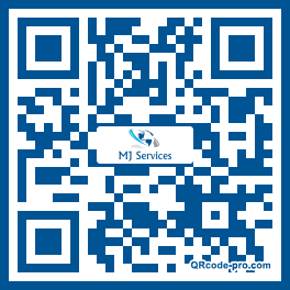 QR code with logo Lzk0