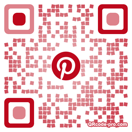 QR code with logo Mmh0