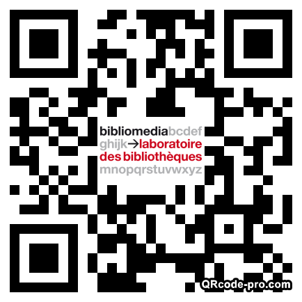 QR code with logo Mov0