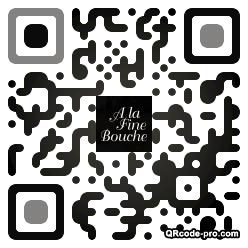 QR Code Design Mya0