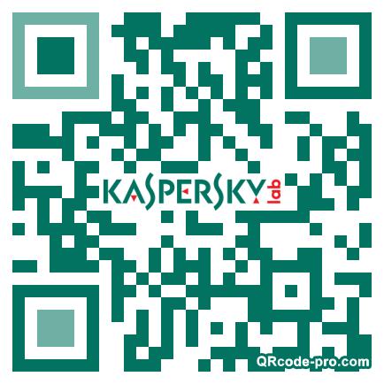 QR code with logo N0Y0