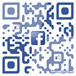 QR code with logo NXd0
