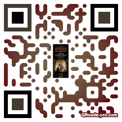 QR code with logo NbC0