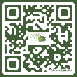 QR code with logo Nbv0