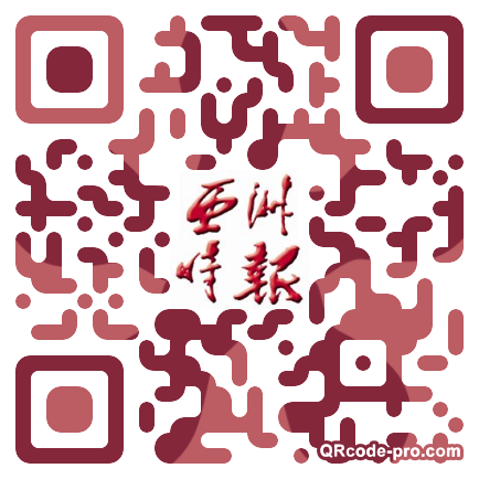 QR code with logo Nii0