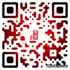 QR code with logo NvN0