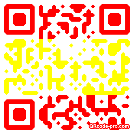 QR code with logo Nyx0
