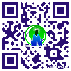 QR Code Design OBy0