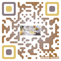 QR code with logo OVE0